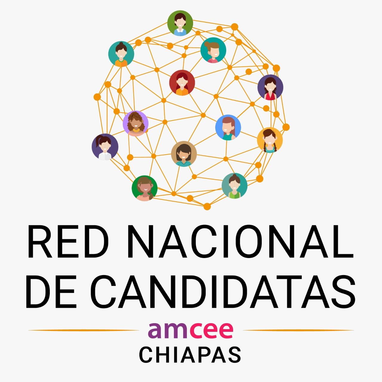 red de candidatas